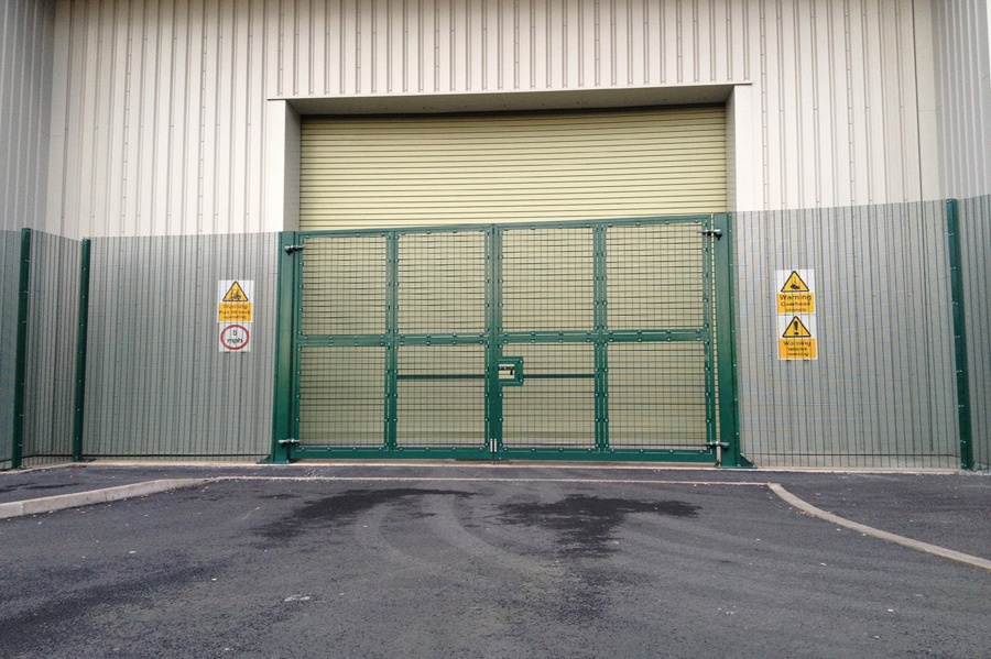 Zaun Fencing Ltd Pedestrian Vehicle Access Products And Security