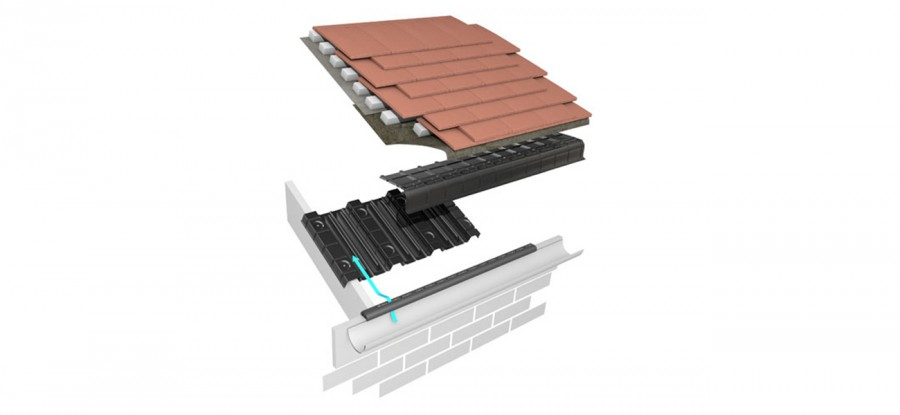 10mm Eaves Vent System