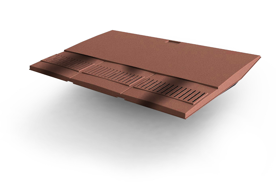 In-Line® Tile, Slate & Ridge Ventilators – Roofspace ventilation