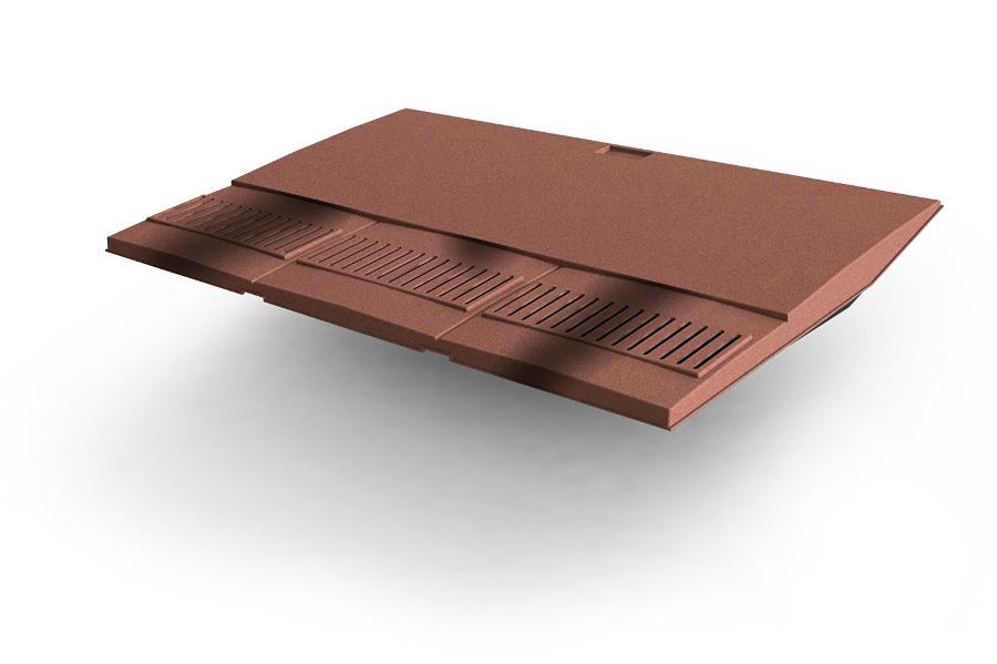 In-Line® Tile, Slate & Ridge Ventilators – Roofspace ventilation