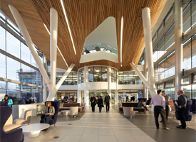 Linear ceiling systems