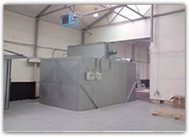 Powder Coating Spray Gun Unit