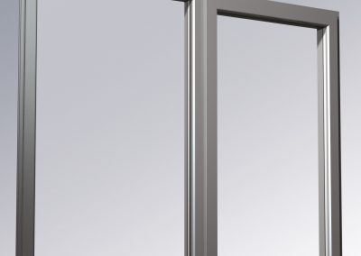 70mm Window System