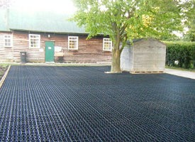 Geogrid systems