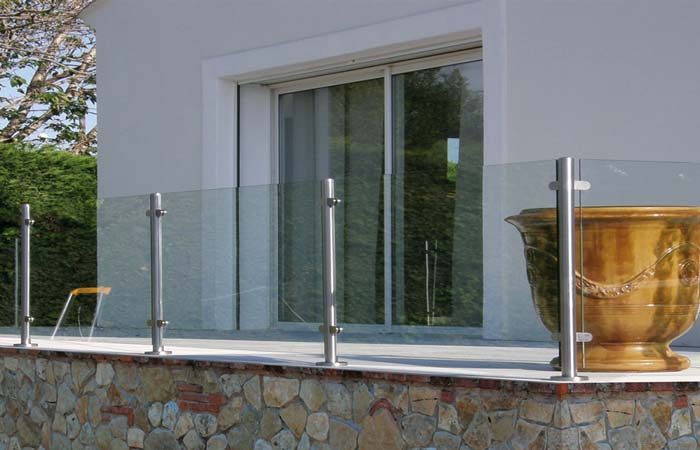 Balcony - Stainless Steel Handrail Systems