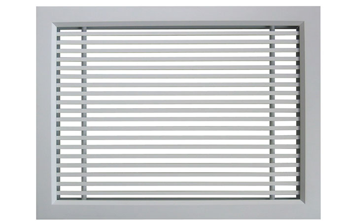 Air Diffusion Linear Blade Bar Grille