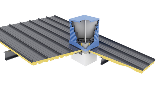 Airscoop® roof ventilation terminals