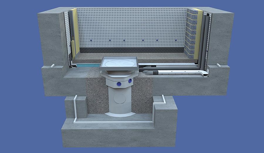 Basement pumping systems and ancillaries