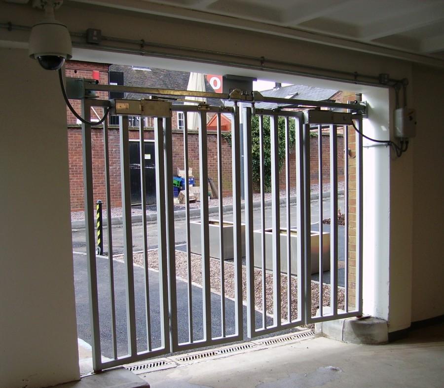 BI-FOLD GATES- Bolton Gate