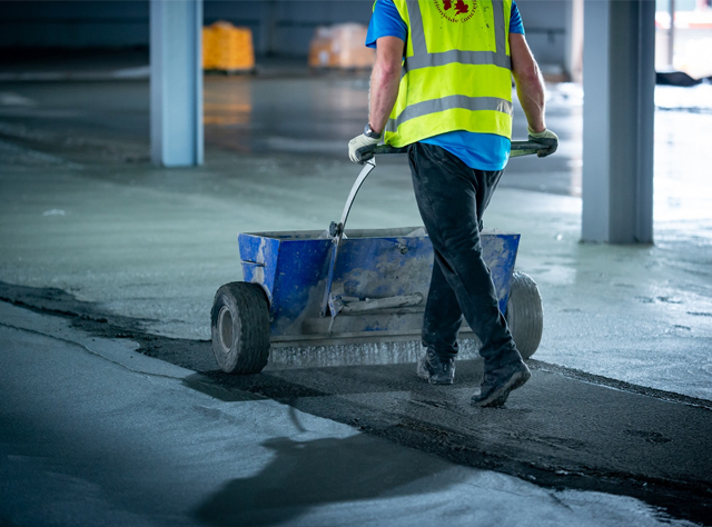 Dry Shake Hardening: The Rapid Way To Create Durable Flooring