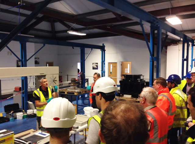 Sika Contributes To Day Of Concrete Repair Instruction