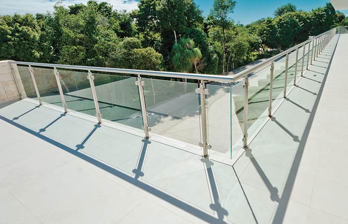 Aluminium Railing & Windscreen Systems