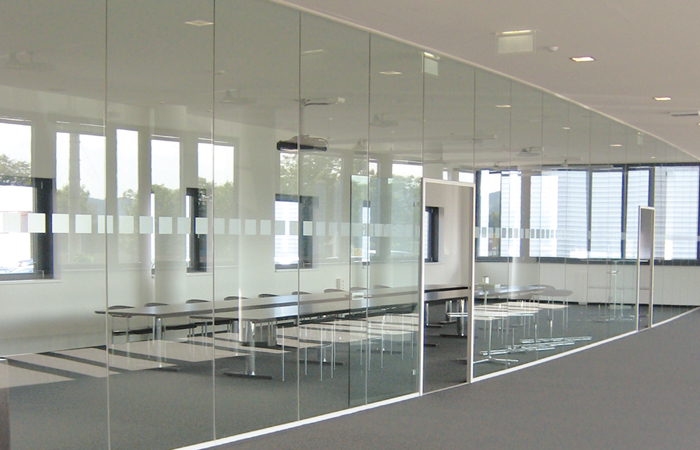 CRL Glass Partition System