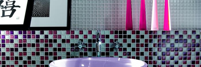 Crystal Glass 23 -Mosaic