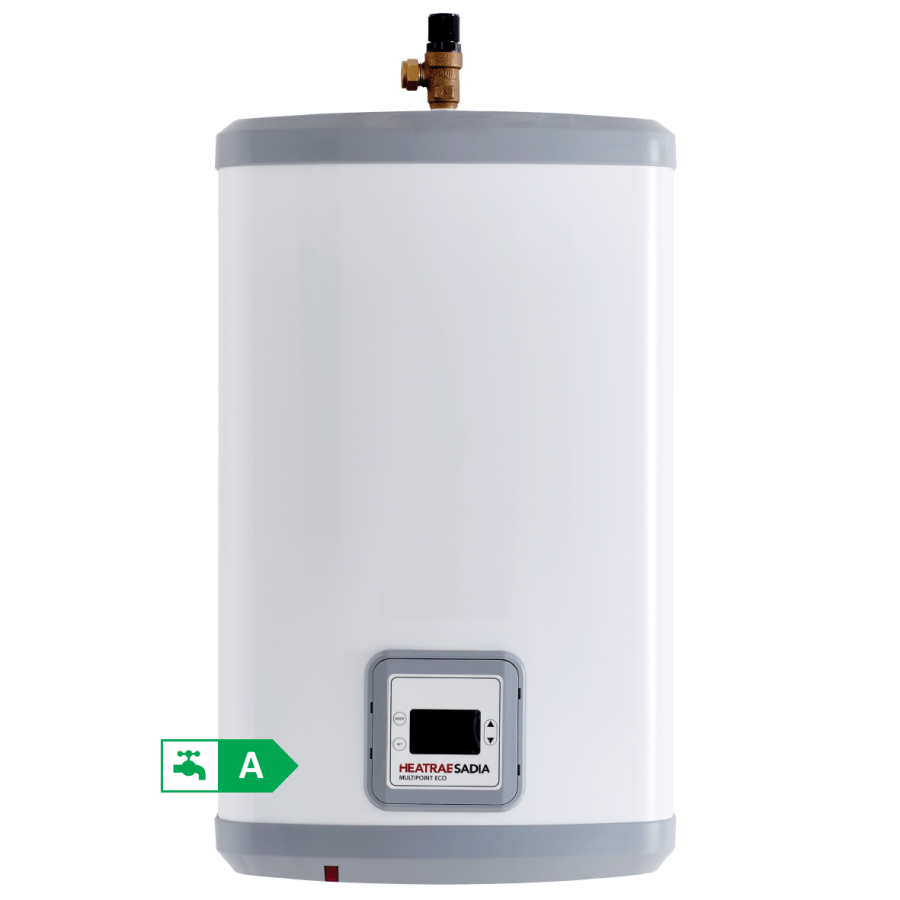 Multipoint Eco water heaters