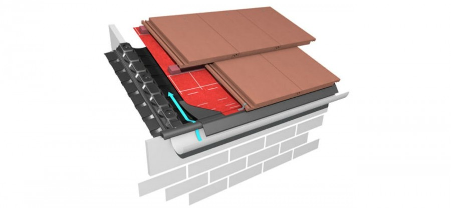 10mm Eaves Vent System Plus