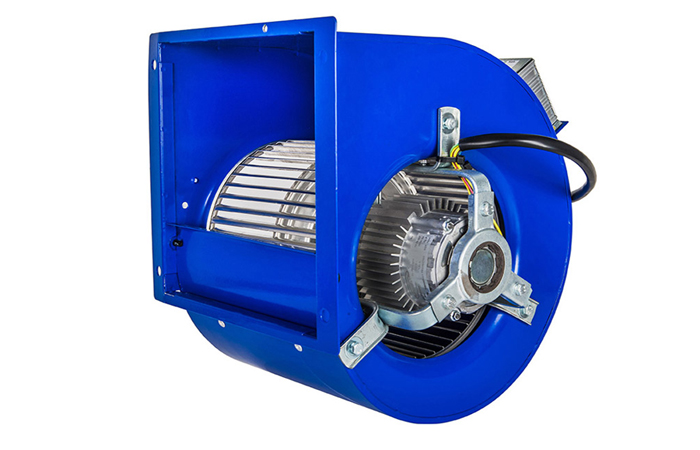 Airflow Single Inlet and Double Inlet Fans