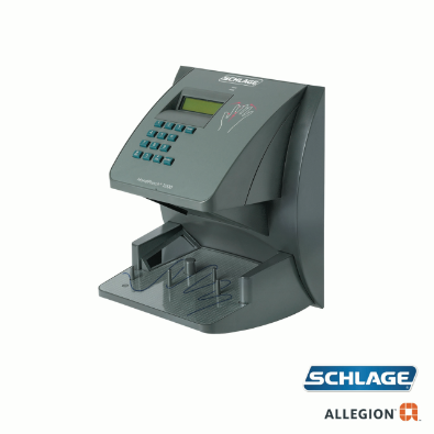 Schlage F Series HandPunch Biometric Terminal