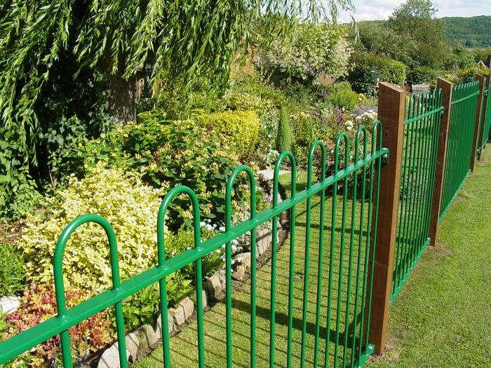 Fensecure Steel Railings