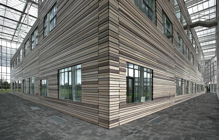Solid Wood Facades