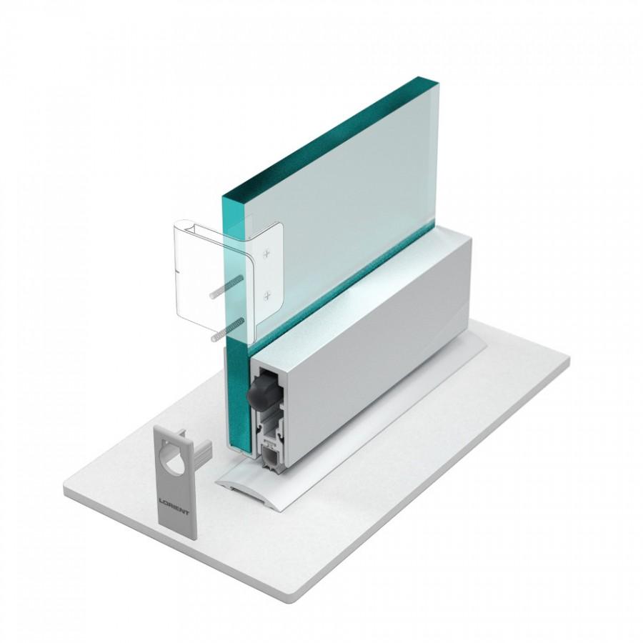 LAS8002G Drop Seal - glass application