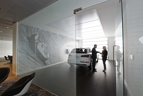 Longline Vision Partitioning System