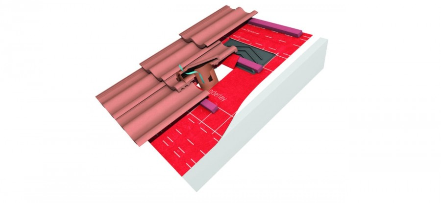 Tile Ventilation Terminals