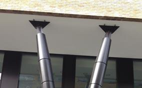 Column Covers & Bullnoses