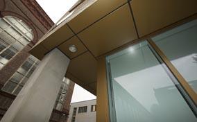 Fascia Panels & Aluminium Soffits