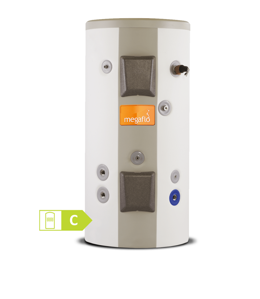 Megaflo Commercial water heater
