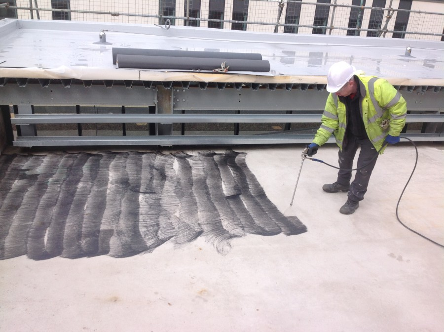 New primer cuts installation time by up to 50%