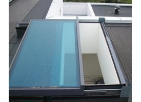Standard Sliding Over Roof Rooflight