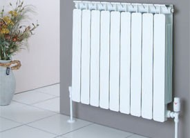 Die Cast Aluminium Radiators