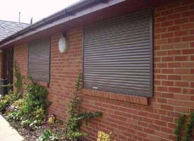 Securiguard Roller Shutters
