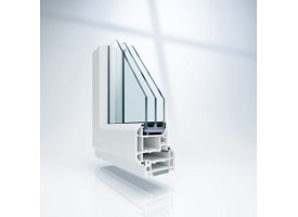 The REHAU TOTAL70 Window and Door System