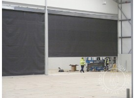 Coopers FireMaster® Plus2 Insulating Zone Fire Curtain