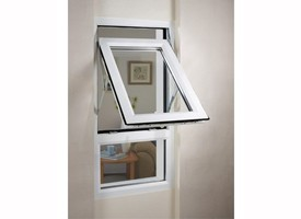 Fully Reversible Window System