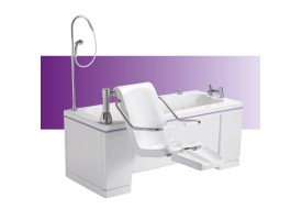 Alera assistive bath from Gainsborough Specialist Bathing