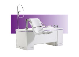 Gentona variable bath from Gainsborough Specialist Bathing
