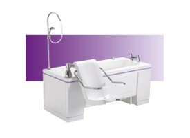 Talano assistive bath from Gainsborough Specialist Bathing