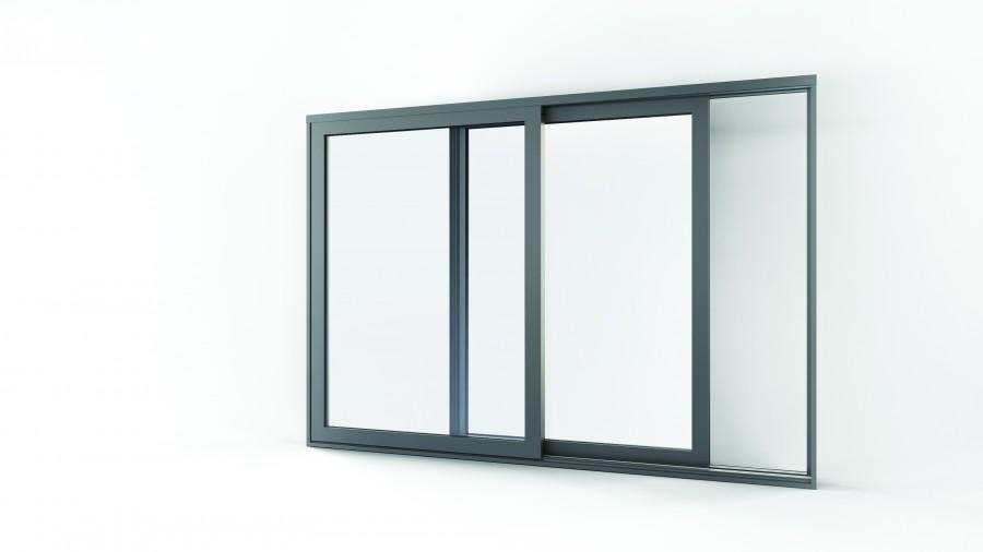 Three is the magic number for Senior's PURe® SLIDE aluminium doors