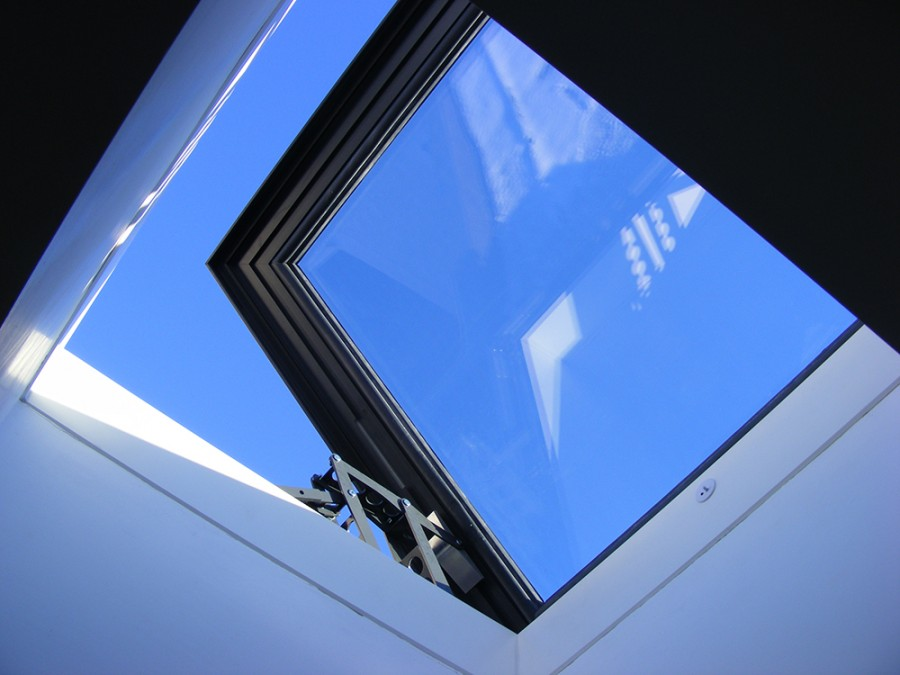 Smoke Vent Rooflights