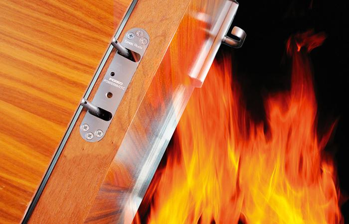 Samuel Heath Fire Doors