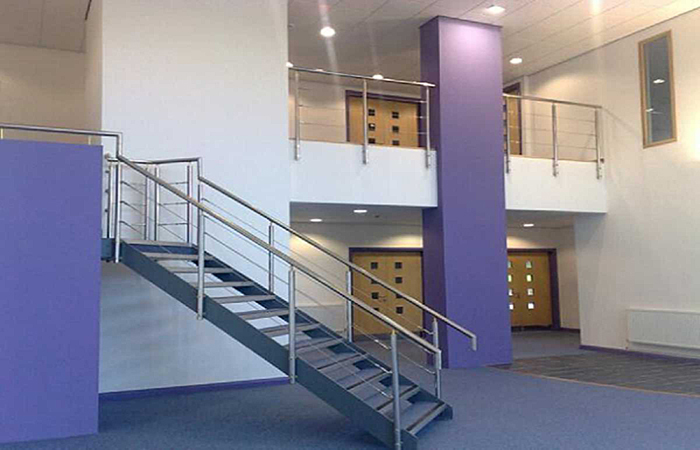 Sentinel | Component Based Stainless Steel Balustrade System