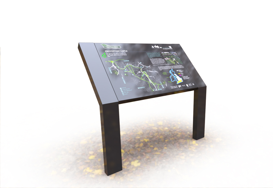 Wayfinding Sign Systems