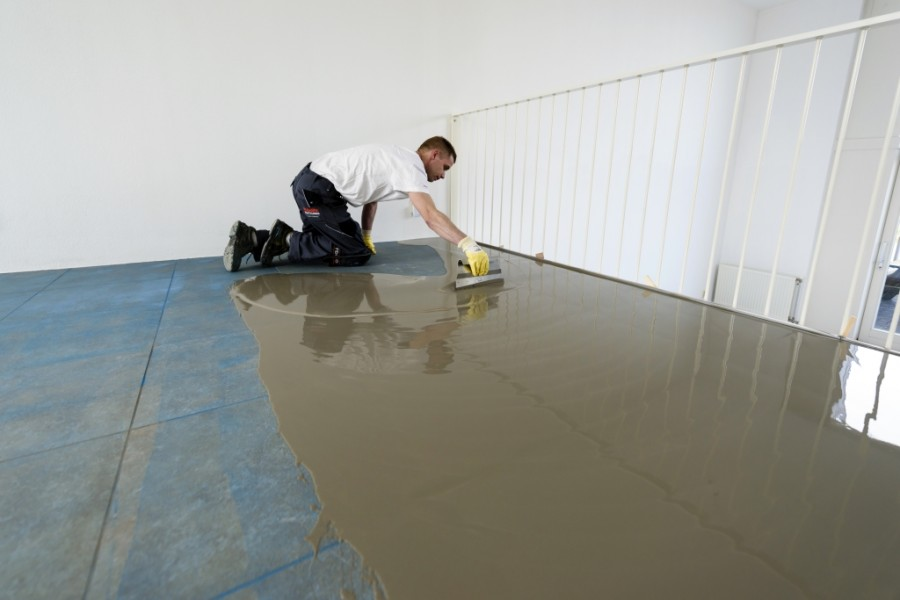 Keeping it on the level with sika's cementitious range