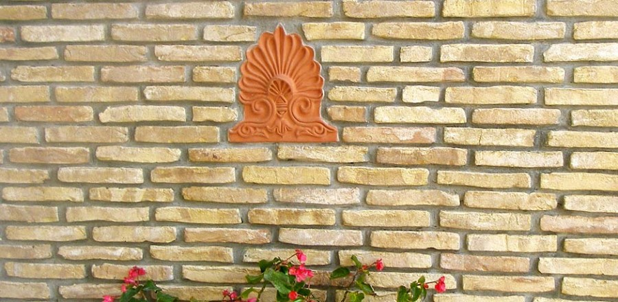 Clay Facing Brick by Sahtas
