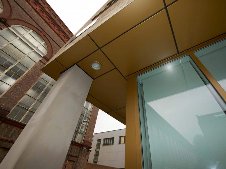 Aluminium Soffits & Fascia Panels