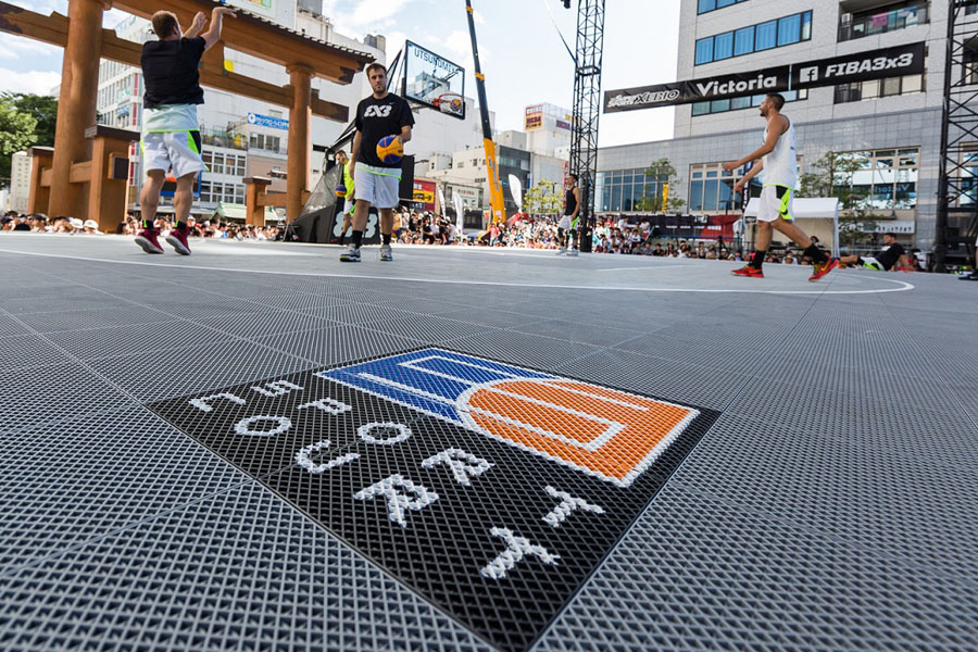 Sport Court® PowerGame™