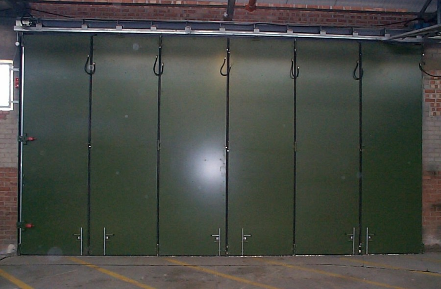 Superfold 4000/5000 Folding Doors